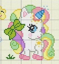 Unicorn Cross Stitch Pattern, Elephant Cross Stitch, Cross Stitch Baby, Cross Stitch Patterns, Cross Stitching, Cross Stitch Embroidery, Embroidery Patterns, Plastic Canvas Patterns, Needlework