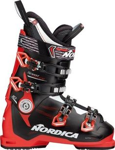 boots with mini skis