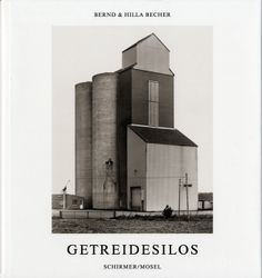 Bernd and Hilla Becher: Getreidesilos (Grain Elevators), Limited Edition with Print, 2006.