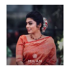 Check out these latest bridal kanchipuram silk sarees by the brand Milan Design. Kerala Engagement Dress, Engagement Dress For Bride, Engagement Saree, Kerala Wedding Saree, Kerala Bride, Saree Wedding, Christian Bridal Saree, Christian Bride, Saris