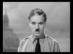 #CharlieChaplin in The Great Dictator (1940)