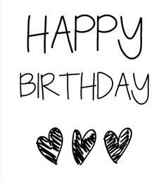 Happy Birthday ♥️