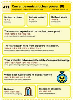 411 Current Events: Nuclear power II