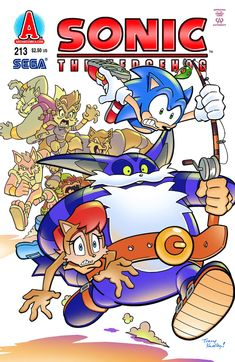sonic the hedgehog comc - Google Search