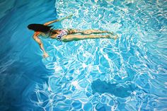 From Abbozzo Gallery, Heather Horton, From Pangea Oil on panel, 48 × 60 in What Is Viagra, Mermaid Illustration, Underwater Painting, Water Art, Water Water, Picture Places, Pictures To Paint, Contemporary Artists, Painting Inspiration