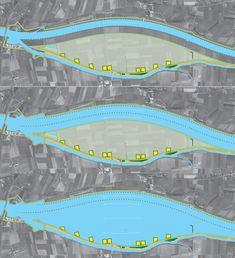 Mound plan | Overdiepse polder The Netherlands | Bosch Slabbers Landscape + Urban design