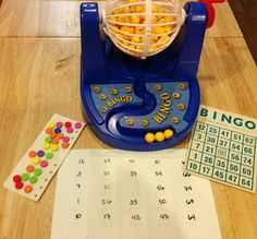 Make an accessible BINGO game! *pinned by WonderBaby.org