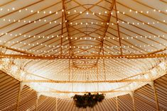 Installing this wonderful canopy of fairy lights and festoons has added such a magical feel to our beautiful Palace Yurt at Hilles House. Can you ever have too many fairy lights? Fairy Lights Photos, Living Room Decor, Bedroom Decor, Night Lamps, Other Rooms, Glamping, Canopy, Fair Grounds, Palace
