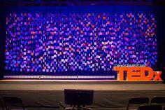 Stage design idea - Jolie Guillebeau's piece for TEDxConcordiaUPortland 2014