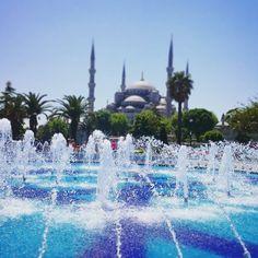 #happystoryRG #ilovetravelling #Istanbul #bluemosque #istanbuladdicts by roksolana_g