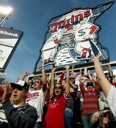 Minnesota Twins Fans #2