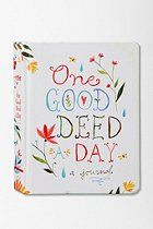 One Good Deed A Day Journal  #UrbanOutfitters