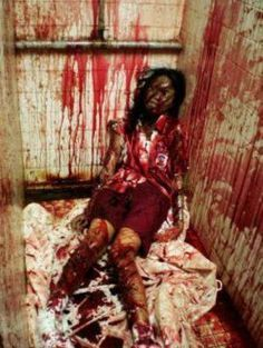 bloody blood gore crime scene photos - Google Search