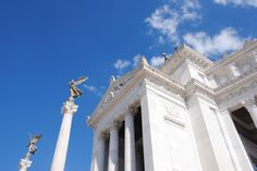 VSCO - Vittorio Emanuele II momumento, Rome   adoremarina
