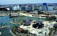 A postcard from Sevilla 1992 #ExpoVintage #Expo2015 #EUExpo2015 #Milan #WorldsFair