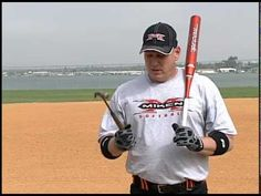 Slowpitch Softball Hitting Tip - Grip