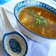 Restaurant Style Egg Drop Soup Recipe - Key Ingredient