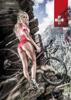 «Sexy Cycling»-Kalender: Da freuen wir uns schon aufs Jahr 2016   Blick