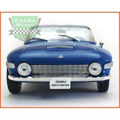 Brasinca 4200 GT Uirapuru 1964 - Caixa de acrílico - escala 1/43 A história do carro Brasileiro! www.crideminis.com.br miniaturas diferentes