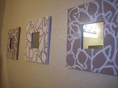 Ikea Malma mirrors idea