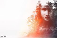 The double exposure is an art in and of itself. These 10 photographers mastered it.