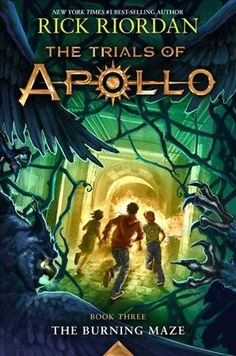 The Greek god Apollo, cast down to earth as the ungifted human teenager Lester Papadopoulos, and his demigod friends must go through the Labyrinth to find the third emperor--and an Oracle who speaks in word puzzles--somewhere in the American Southwest.