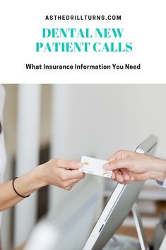 Dental Office New Patients With Dental Insurance Can Be Tricky. What Dental Information Do You Need To Help Estimate Your Patient's Cost At Their First Visit? Teeth Health, Dental Health, Oral Health, Dental Care, Dental Receptionist, Wisdom Teeth Funny, Dental Emergency, Insurance Benefits