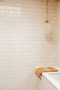 Zuhause: White Bathroom Tiles | Fireclay Tile | Fireclay Tile