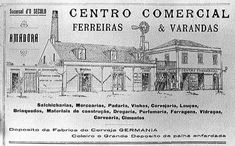 Portugal, Building Materials, House Porch, Shopping Mall