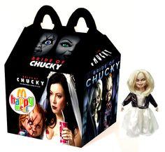 """Bride Of Chucky"" Happy Meal"