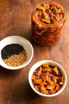 aam ka achaar recipe | sweet & sour punjabi aam ka achar recipe
