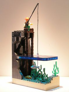 Lego: A good catch... by benlego, via Flickr
