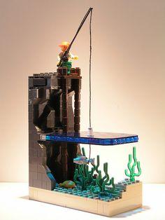 Lego: A good catch... by benlego, via Flickr