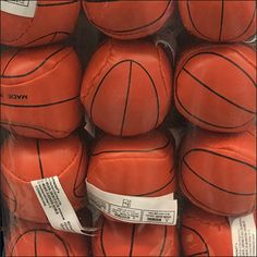 You don't often get a chance to see Hook Shot: Basketballs By The Dozen merchandising particularly via All Wire FISH-Tip Scan Hook. Hooks, Basketball, Fish, Pisces, Wall Hooks, Crocheting, Netball