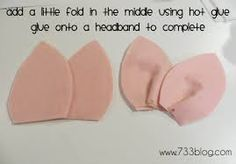 Image result for diy pig nose and ears