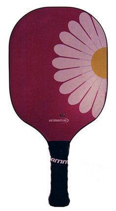 MetaLite Pink Daisy Pickleball Paddles