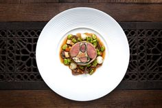 Chef masterclass - Saddle of lamb 'belle epoque', by John Williams | The Caterer