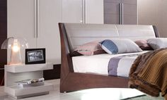 Modrest Volterra Floating Bed