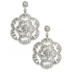 Pella Rhinestone Earrings Prom Jewelry, Bridal Jewelry, Bridesmaid Jewelry, Bridesmaids, Rhinestone Earrings, Diamond Earrings, Fashion Earrings, Vintage Jewelry, Accessories