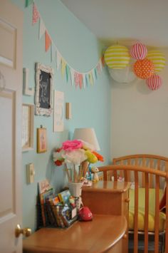 Colorful Baby Room / Leona Lane