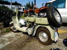 Lambretta 125 C