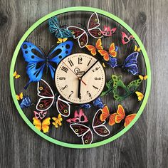 No home is complete without a beautiful clock. Stylish and versatile, this clock is the perfect living room or office centerpiece and a wonderful gift for