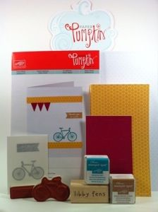 August Paper Pumpkin - Libby Fens, Stampin' Up! Stampin Up Paper Pumpkin, Pumpkin Cards, Blue Polka Dots, Stamping Up, Craft Kits, Special Gifts, Paper Crafts, Pumpkin Ideas, Create