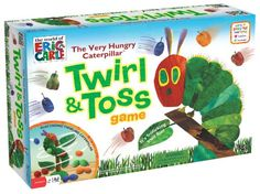 The Very Hungry Caterpillar Twirl and Toss Educational Board Games University Games http://www.amazon.com/dp/B00CG40YH2/ref=cm_sw_r_pi_dp_SVcowb0ZE0CR0