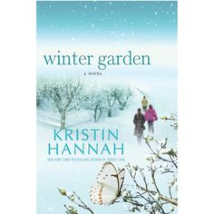 Winter Garden.  Another amazing book by Kristin Hannah.  Get your Kleenex ready because this is a full out SOB fest.  The story mingles history, loss and the finding of love in one's own family - among a mother and her two daughters.  Great book - highly recommended.  The book cover is even beautiful.