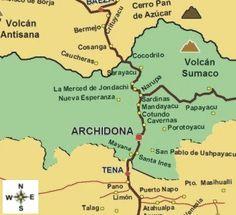 Turismo Archidona Ecuador