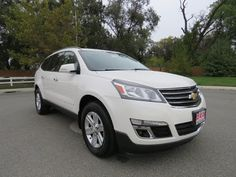 2013 Chevy Traverse Used Cars Chico Ca