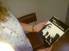 Marisa, desde Murcia.  Adquiere tu ejemplar en http://nessbelda.blogspot.com.es/p/comprar-todas-son-buenas-chicas.html