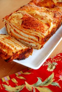 March Madness slam dunk: Pepperoni swirl bread #BabyCenterBlog #SugarMamaCooks