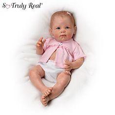 0ae79313fd  So Precious Kaylee  Baby Doll.